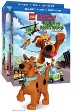 LEGO Scooby-Doo!: Haunted Hollywood Blu-Ray Collectible Box Set