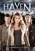 DVD Cover Haven: The Complete Fourth Season
