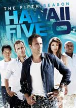 DVD Cover for Hawaii Five-O: The Fifth Season