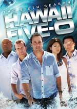 DVD Cover for Hawaii Five-0: The Sixth Season