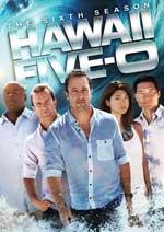 DVD Cover for Hawaii Five-0: The Sixth Season