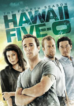 DVD Cover for Hawaii Five-O - The Fourth Season