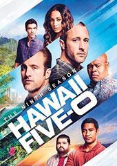Hawaii Five-0: The Ninth Season DVD Cover