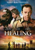 DVD Cover for Healing