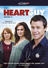 The Heart Guy, Series 4 DVD Cover