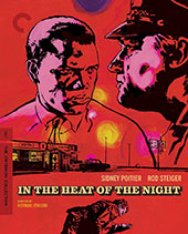 In the Heat of the Night Criterion Collection Blu-Ray Cover