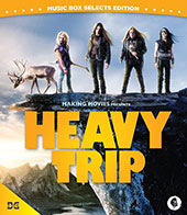 Heavy Trip Blu-Ray Cover