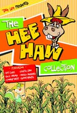 DVD Cover for The Hee Haw Collection