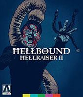 Hellbound: Hellraiser II Blu-Ray Cover