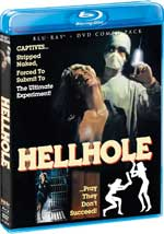 Hellhole Blu-Ray Cover