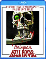 The Legend of Hell House Blu-Ray Cover