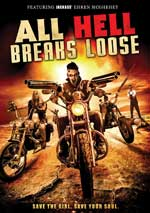 DVD Cover for All Hell Breaks Loose