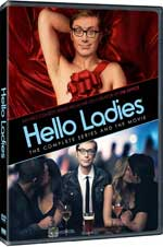 DVD Cover for Hello Ladies: The Complete Season and Movie
