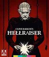Hellraiser Blu-Ray Cover