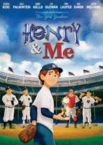 DVD Cover for Henry & Me
