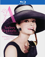 The Audrey Hepburn Collection Blu-Ray Cover
