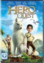 DVD Cover for Hero Quest