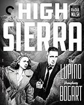 High Sierra Blu-Ray Cover