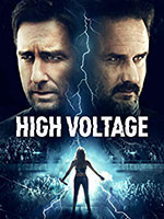 High Voltage DVD Cover