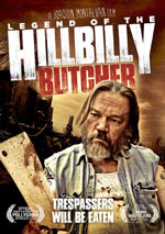 DVD Cover for Hillbilly Butcher