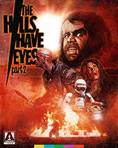 The Hills Have Eyes 2 Blu-Ray Cover