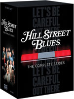 Hill Street Blues the Complete Collection