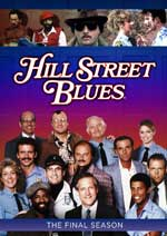 DVD Cover for Hill Street Blues: The Final Season