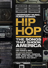 Hip Hop: The Songs That Shook America DVD Cover