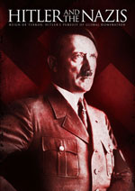 DVD Cover for Hitler and the Nazis