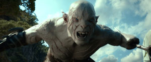 A monstrous foe appears in top fantasy film of 2013, The Hobbit: The Desolation of Smaug
