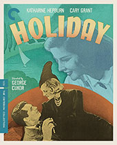 Holiday Criterion Collection Blu-Ray Cover