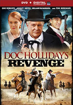 DVD Cover for Doc Holliday's Revenge