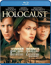 Holocaust Blu-Ray Cover