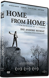Home from Home DVD Cover