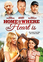 DVD Cover for Home is Where the Heart Is