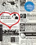 The Criterion Collection Blu-Ray Cover for The Honeymoon Killers