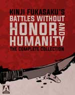 The Criterion Collection Battles Without Honor and Humanity Box Set