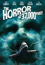 DVD Cover for Horror at 37,000 Feet