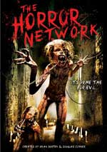 DVD Cover for The Horror Network