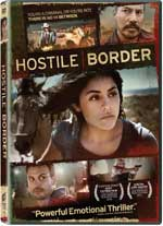 DVD Cover for Hostile Border