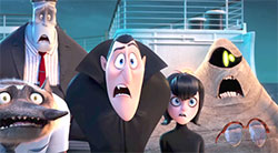 Adam Sandler voices Vlad in the cruise-bound monster family top 2018 animated movie Hotel Transylvania 3