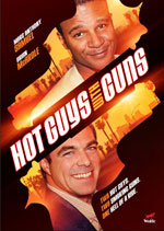 DVD Cover for Hot Guys with Guns