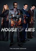 DVD Cover House of Lies Season Two