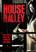 DVD Cover for House in the Alley