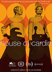 The House of Cardin DVD Cover