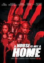 DVD Cover for A House is Not a Home