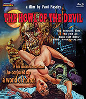The Howl of the Devil Blu-Ray Cover