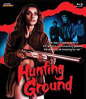 Hunting Ground Blu-Ray Cover