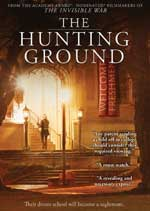 DVD Cover for The Hunting Ground
