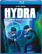 Hydra Blu-Ray Cover